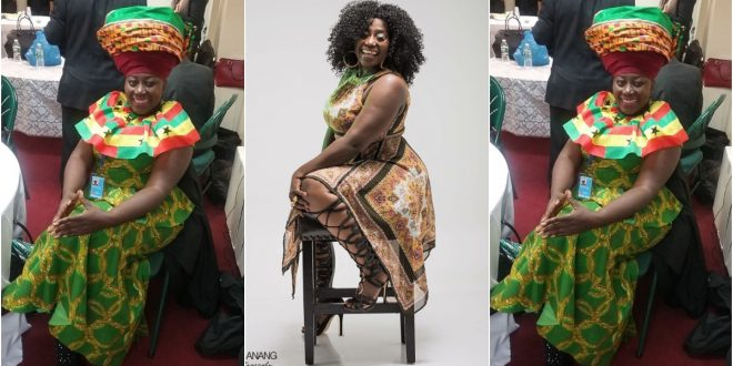 Akumaa Mama Zimbi accused Of using clever means to gain from widows 1
