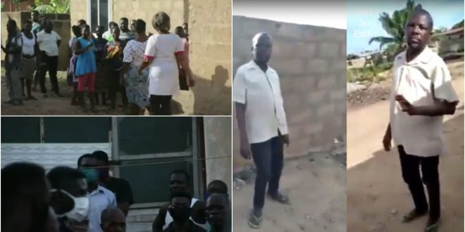 See Video and photos of where Apraku my daughter died (video +Photos) 1