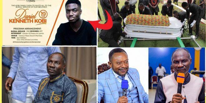 """I Sacrificed My Son To Save Mine And Not For Powers"" - Badu Kobi Replies Owusu Bempah's Claims (Video) 1"