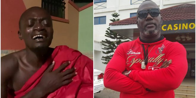 Ghanaians blast Lil win for making money out of Bishop Bernard Nyarko's death (video) 1