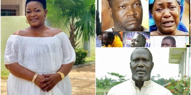 Find out why the relationship between Bernard Nyarko and Christiana Awuni couldn't end in marriage - video 1
