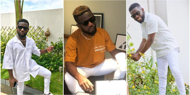 Bisa Kdei claims he is single and also not a father. 1