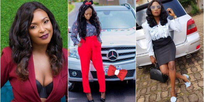 """Use Men To Climb To Your Destination"" - Blessing Okoro Advises Women 1"