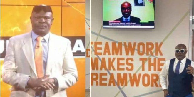 Bukom Banku now a TV presenter at GhOne TV 1