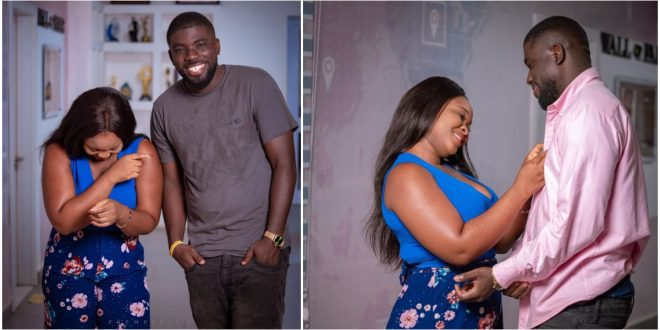 Freelove and Ignatius from TV3's Date Rush settle their differences. - photos 1