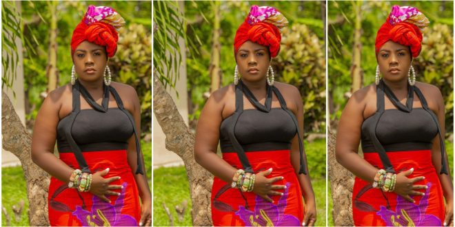 Emelia Brobbey Cleans Up and Causes stir on Instagram with gorgeous photos. 1