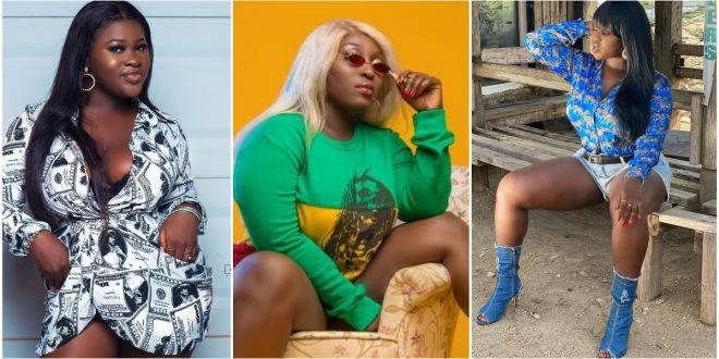 Eno Barony throws punches at Sister Afia saying she is not on her level. 1