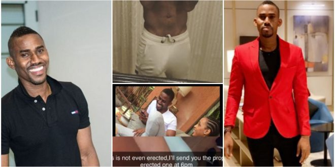 Ibrah One Finally Shows Off His D!ck To Prove That It's Not Tiny As People Claimed - Photo 1