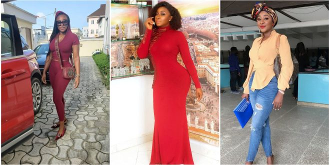 Ini Edo Steps Out For The First Time After Lifting Lockdown - Photo 1