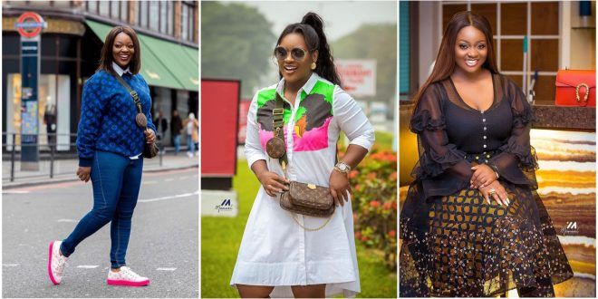 I will never take nude roles. my fans won't like it - Jackie Appiah reveals 1