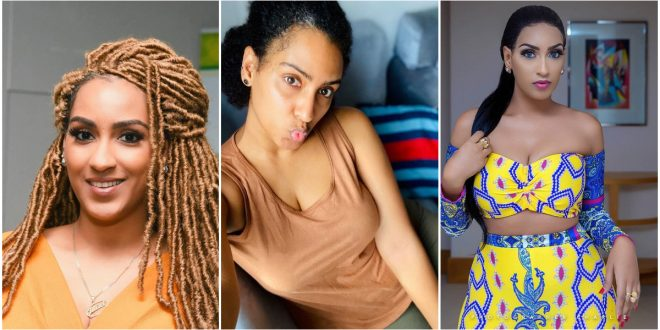 People Are Not What They Post Online – Juliet Ibrahim  Advises People To Be Content With What They Have 1
