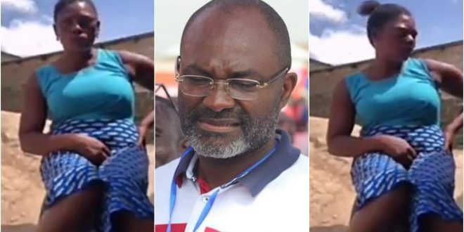 Kennedy Agyapong Exposes Ghanaian Woman Who Fakes Miracle In Churches - video 1
