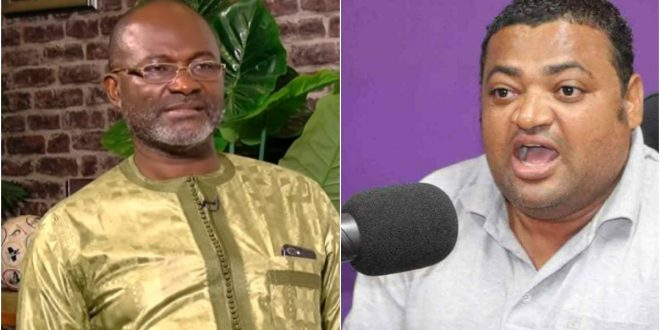 NDC'S Yammin wants GHC 92 million from Kennedy Agyapong and Net 2 TV for Defamation 1