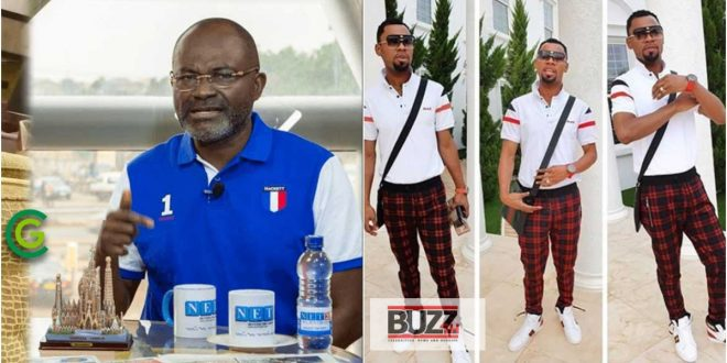 Kennedy Agyapong Finally Replies Reverend Obofour In A New Video - Watch 1