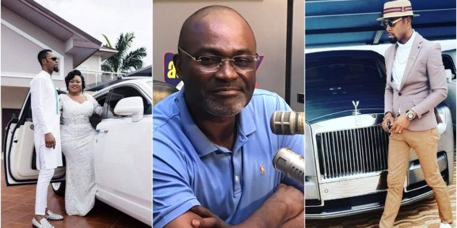 Check out Rev. Obofour reply to Kennedy Agyapong - video 1