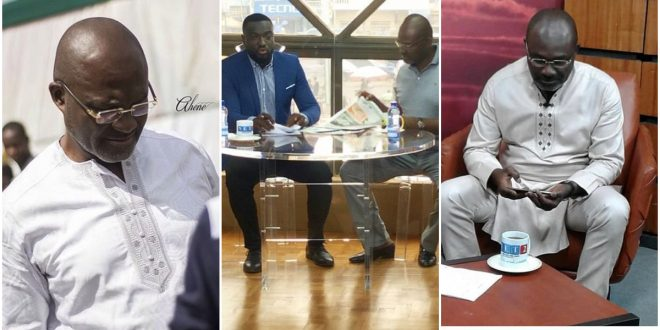 """""""Going To Church Is A Total Waste Of Time"""" - Says Kennedy Agyapong (Video) 1"""