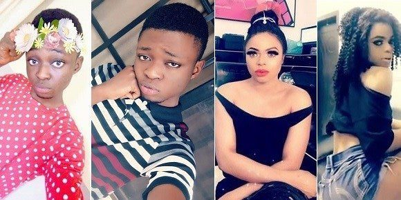 """I Can Kill For You"" - Male Fan Confesses Love For Bobrisky (Screenshot) 1"