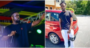 Kwaw Kese Angry At Sarkodie: Reveals He Does Not Reply His Messages And Has Been Tossing Over His Song - Video 5