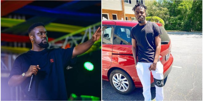 Kwaw Kese Angry At Sarkodie: Reveals He Does Not Reply His Messages And Has Been Tossing Over His Song - Video 1