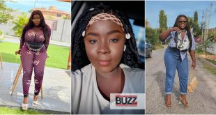 Maame Serwaa Dazzels Her New Rasta Hair In New Photos - Check Out 26
