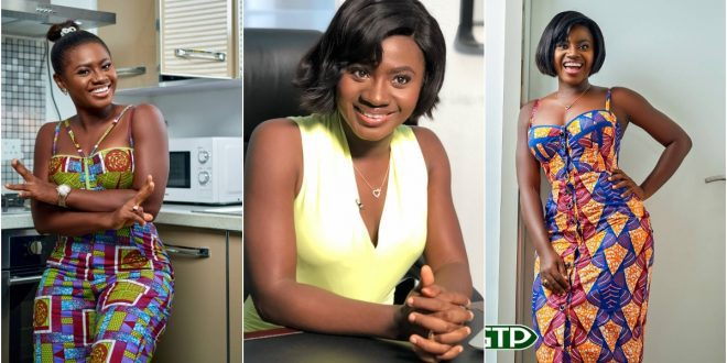 Don't compare yourself to people living fake lives on social media – Martha Ankomah advises 1