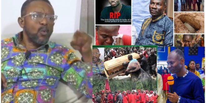 Rev Owusu Bempah details how Badu Kobi killed his son and left his grave open - video 1