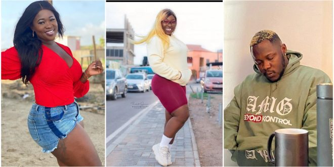 Eno Barony murders Medikal and Sister Afia in new diss song - listen 1