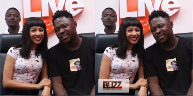"""""""I Won't Talk About Her"""" - Medikal Snubs Sister Derby In An Interview 1"""