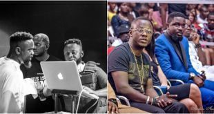 DJ Mensah drops five facts about Sarkodie you didn't know 4