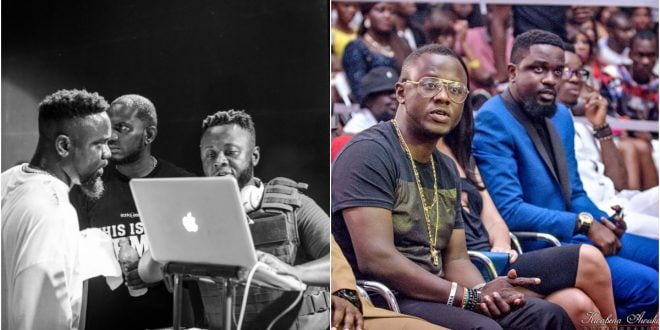 DJ Mensah drops five facts about Sarkodie you didn't know 1