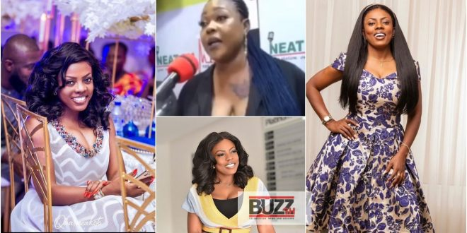 Nana Aba Anamoah Is The Mother of Slay Queens – Mona Gucci Reveals 1
