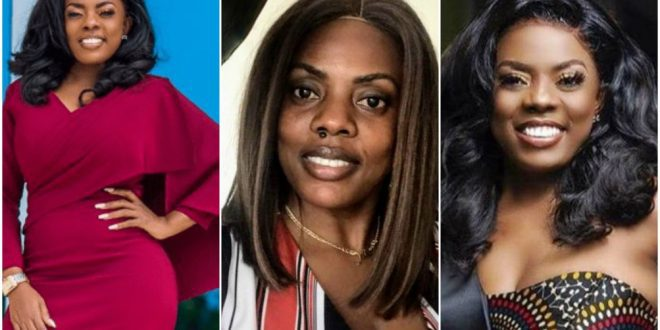 Nana Aba Anamoah Savagely Replies A Fan Who Wanted To Know About A Ring She Wore On Her Left Finger 1