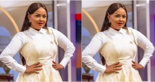 Nana Ama Mcbrown react to allegations about her husband by Mona Gucci 4