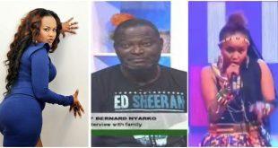 Nana Ama McBrown Responds After Bishop Bernard Nyarko's Brother Called Her A Liar - Video 8