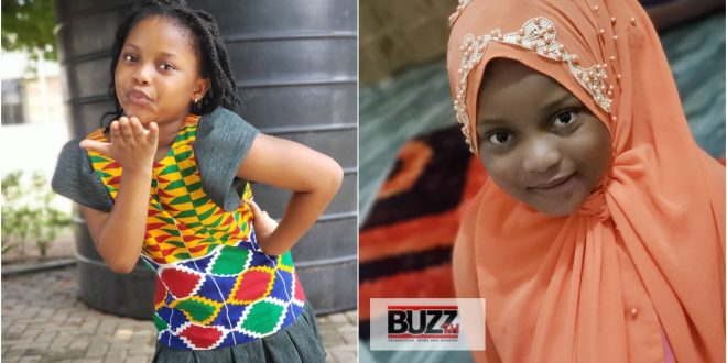 Talented Kids, Nakeeyat Looking All-Grown Up In New Photos - Check Out 1