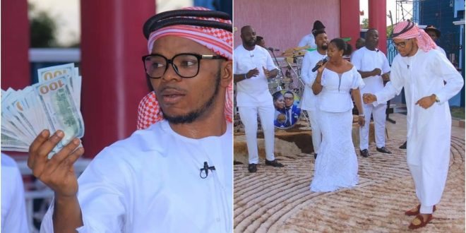 Bishop Obinim Organizes Thanksgiving Service To Celebrate His Release - pictures 1