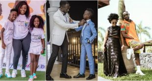 Okyeame Kwame pleads with his wife to give him another child - Photos 24