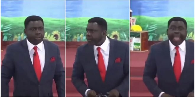 """""""Any man who takes a loan to marry is a fool""""-  Pastor reveals. 1"""