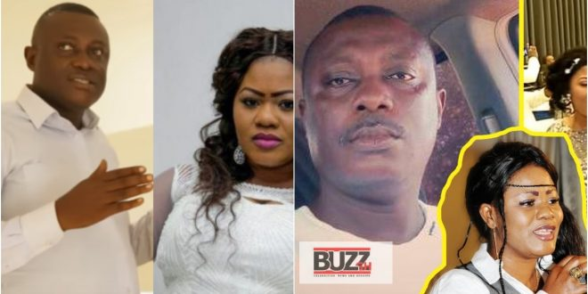Obaapa Christy was 'chopping' herself when we were married - Pastor love reveals 1