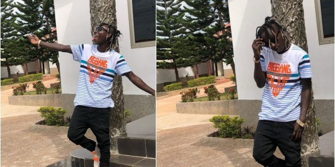 Money Is Indeed Sweet: Check Out Patapaa's New Hairstyle And Mansion - Photos 1