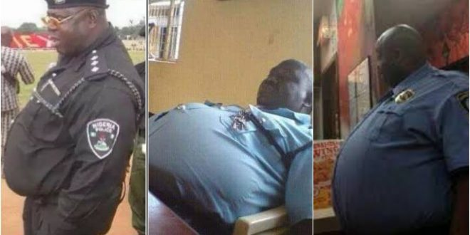 Tanzanian Interior Minister sacks all police officers with Potbelly 1
