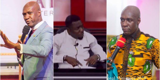 """Prophet Kofi Oduro has impregnated girls at Tesano"" – Manasseh of Net 2 TV - video 1"