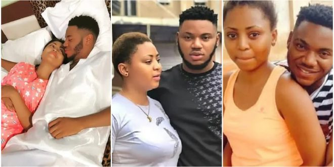 Here Is The Reply Regina Daniels Ex-Boyfriend Gave To Her After Wishing Him Happy Birthday 1