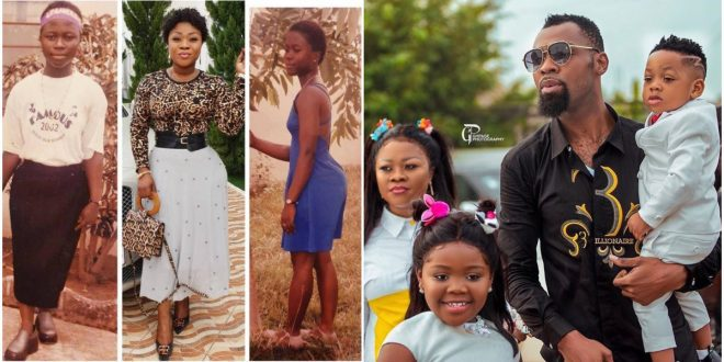 Throwback pictures of Rev Obofour's wife surfaces online (photo) 1