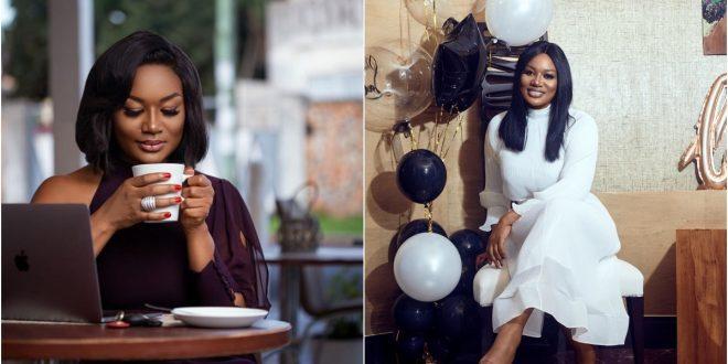 Sandra Ankobiah's Birthday Cake Puts her in trouble - Photo 1
