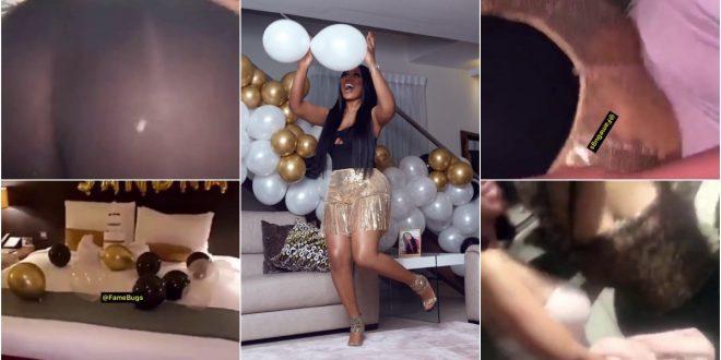Moesha Boduong, Serwaa Amihere, & other female celebs goes crazy at Sandra Ankobiah's birthday party - Video 1