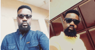 Photos of Sarkodie's twin brother surfaces online. 2