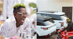 Shatta Wale flaunts all his expensive cars - video 6