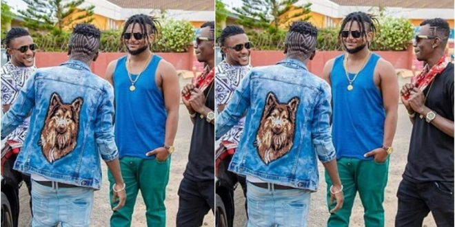 """Go And Park The Car I Bought For You, I Will Use It For Taxi"" - Shatta Wale To His Militant, Joint 77 1"