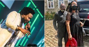 Sonnie Badu shows off his parents on social media - photo 30